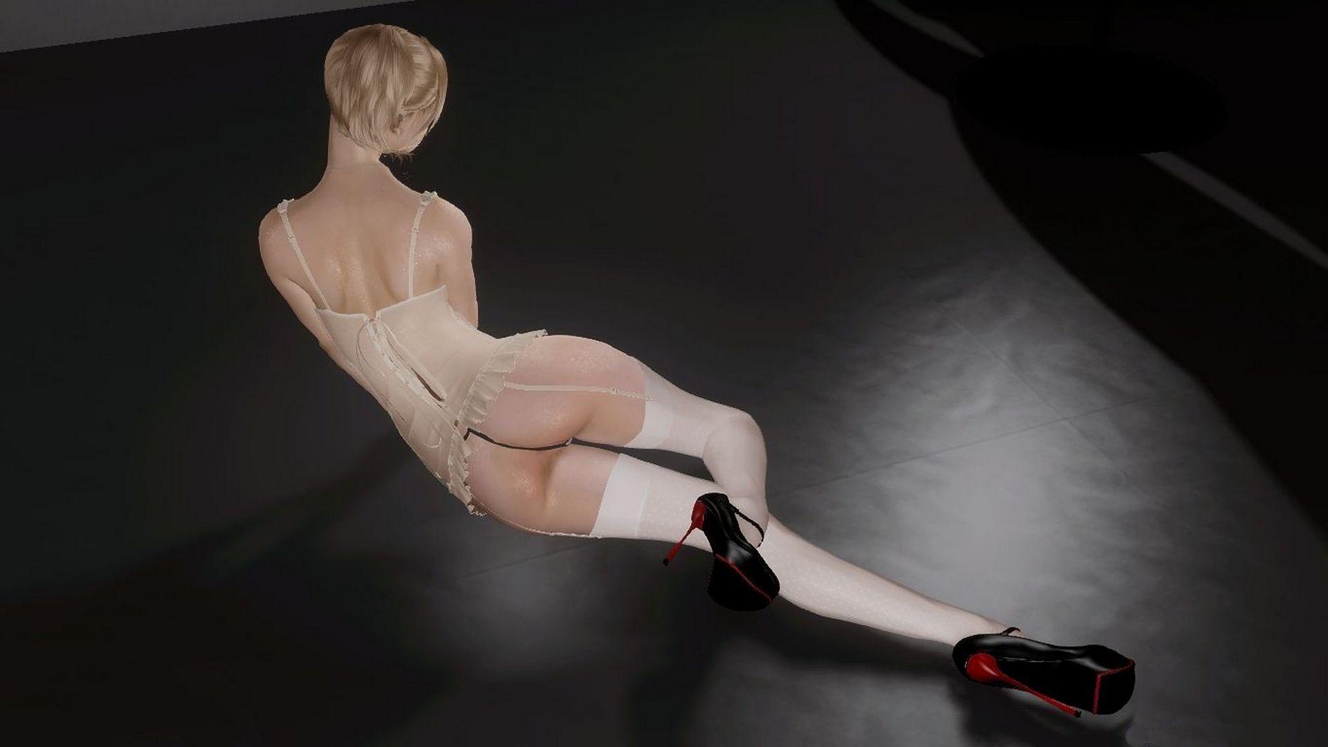 Autumn heels and stockings 02.jpg