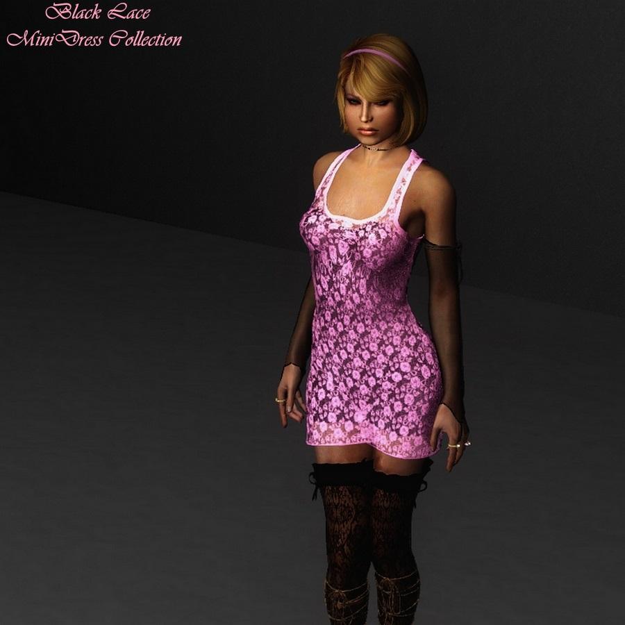 Black Lace MiniDress Collection UUNP Bodyslide.jpg