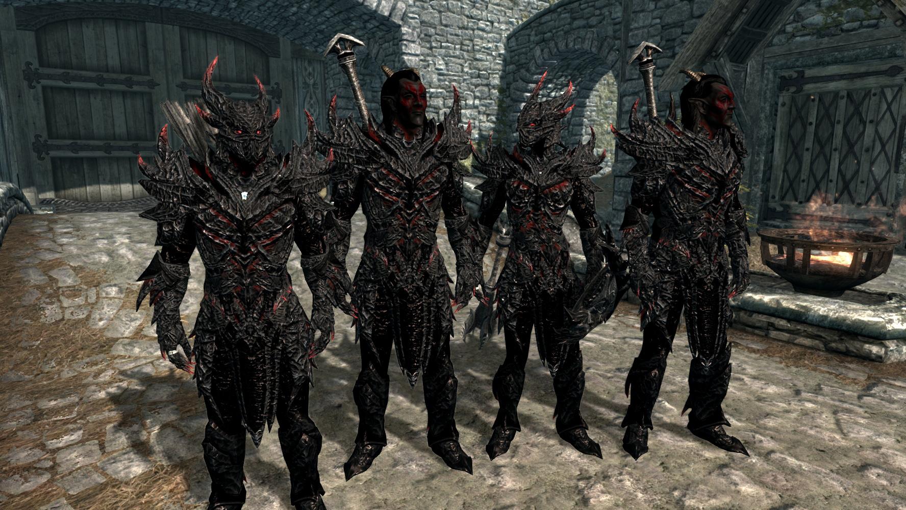 Evil Incarnate Daedric Gear - Standalone 02.jpg