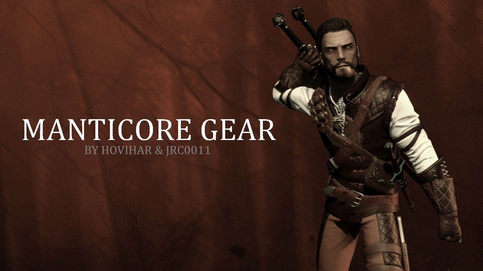 Manticore Gear - The Witcher 3 01.jpg