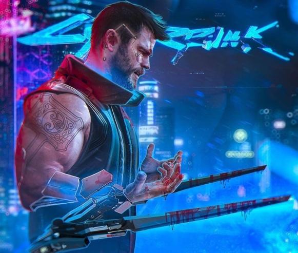 Thor in Cyberpunk.jpg