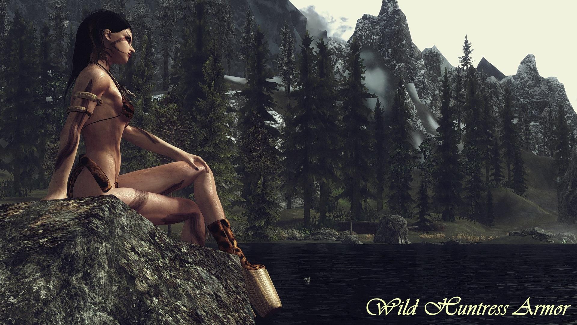 Wild Huntress Armor 01.jpg
