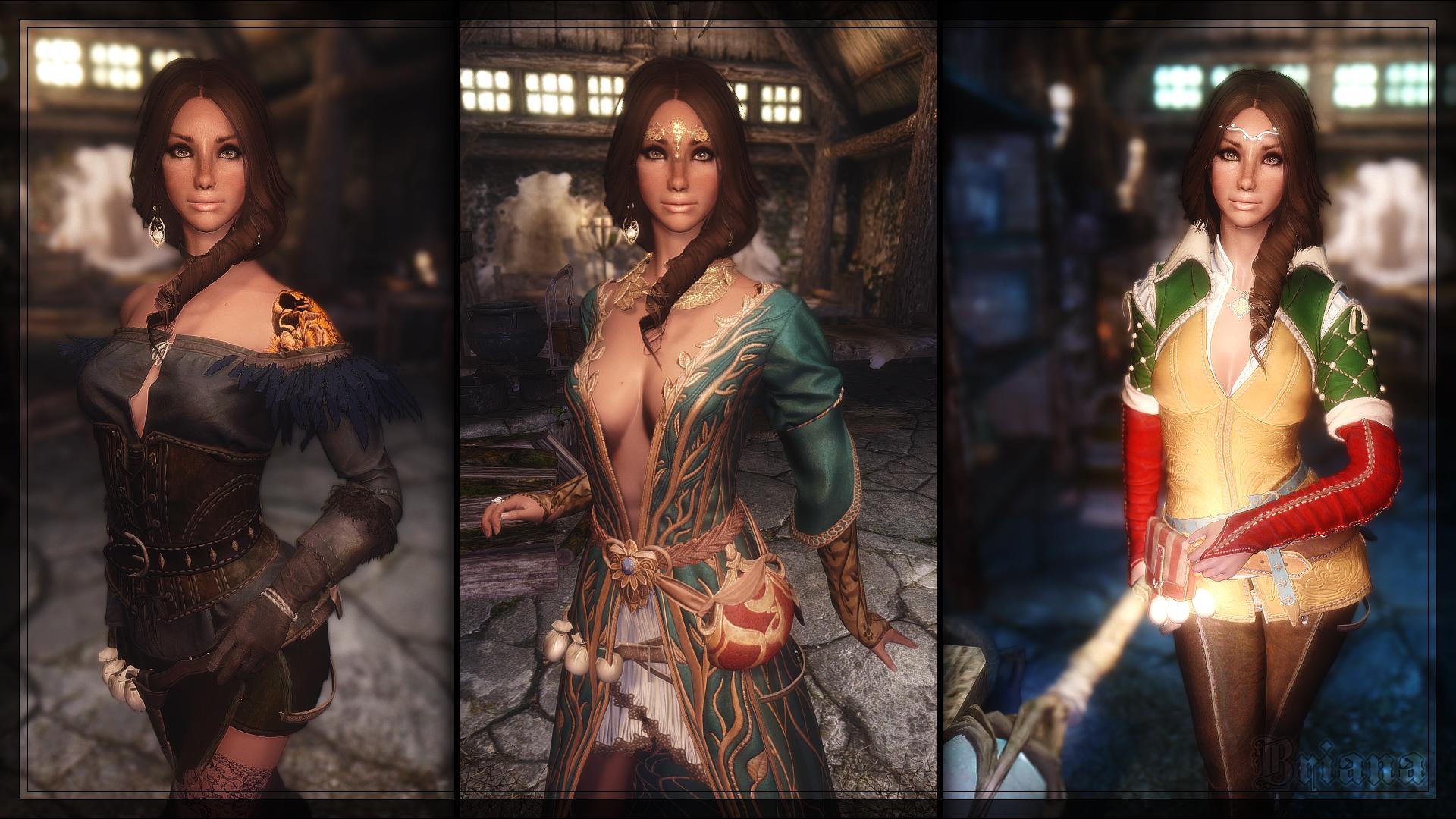 Witcher 3 Female Armors 11.jpg
