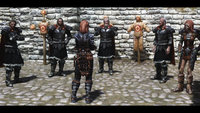 Enhanced Skyrim Factions - The Companions Guild 02.jpg