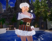 H2135's Merry Christmas Outfit 02.jpg